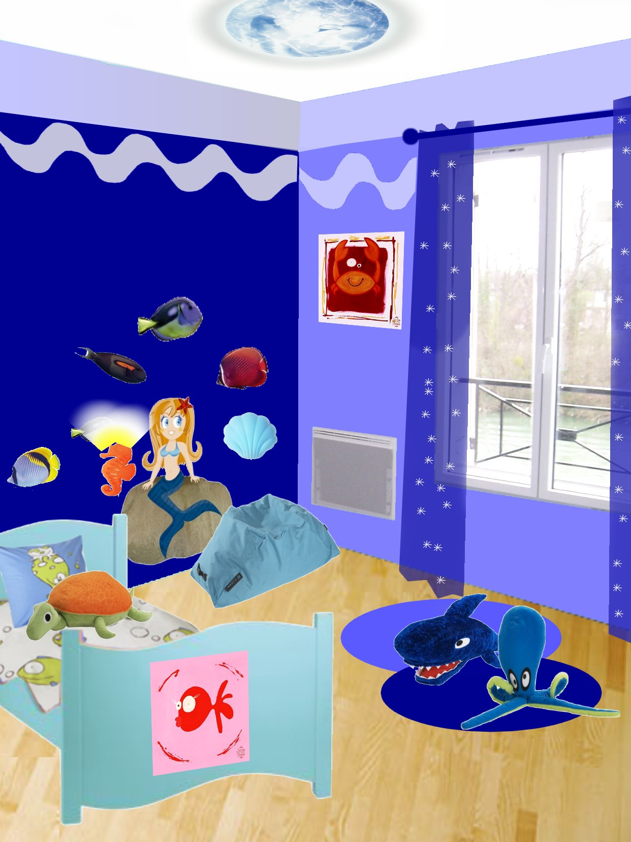 Chambres d'enfants · coaching deco